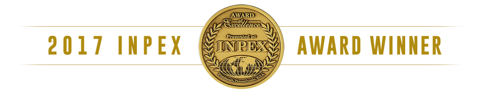 2017 INPEX AWRAD WINNER - Shore Shelf